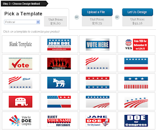 Political Banner Templates