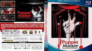 CARATULAPUPPET MASTER EL REICH MAS PEQUEÑO - PUPPET MASTER THE LITTLEST REICH - 2018