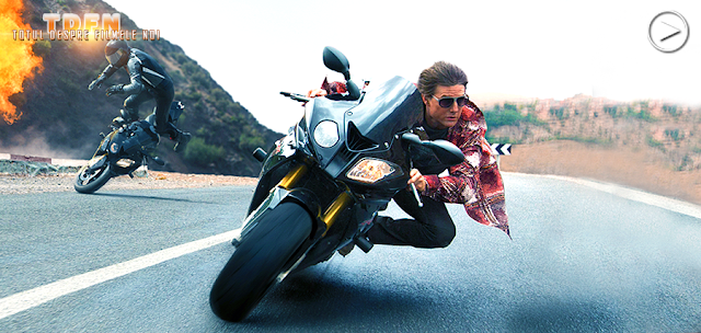Tom Cruise, duce acţiunea la un alt nivel, în Mission Impossible 5: Rogue Nation.