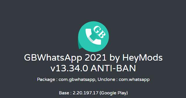 Download GBWhatsApp apk 13.34.0