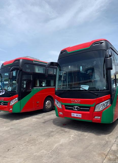 Xe Khách Duy Tân Limousine tuyến Sài Gòn Quảng Ngãi