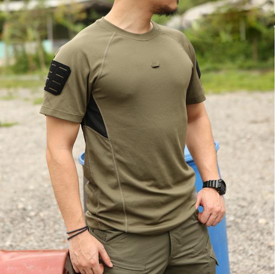 Camisa tatica masculina