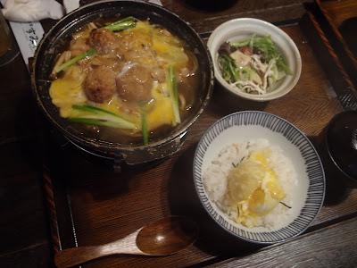 Tokusei Yakitori Tamagotoji Gozen