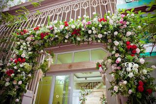 mẫu cổng hoa cưới đẹp nhất 7