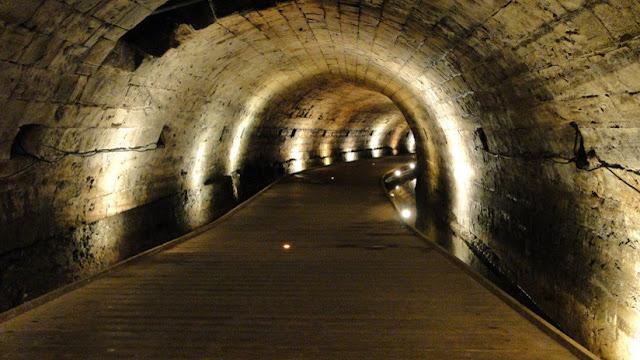 Hallan en Israel túneles ocultos de los caballeros templarios