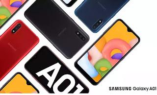 samsung galaxy a01 handphone samsung dibawah 3 jutaan