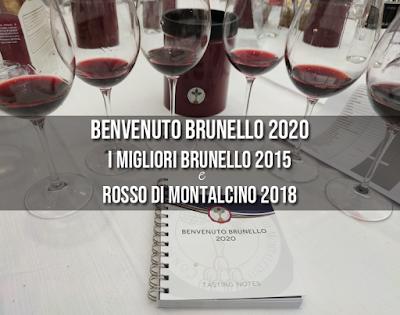 migliori brunello 2015 rosso montalcino 2018 anteprima