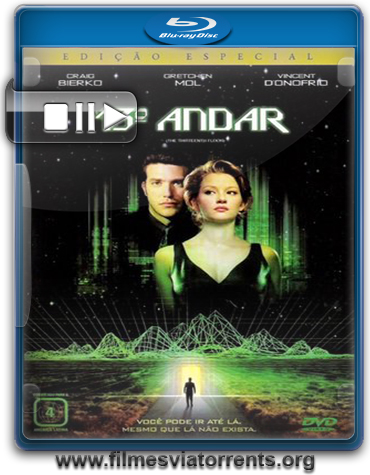13º Andar (The Thirteenth Floor) Torrent - BluRay Rip 1080p Legendado (1999)