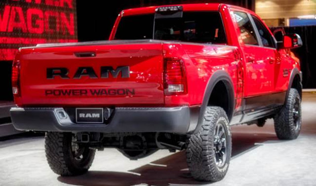 2018 Ram Power Wagon Hellcat Price