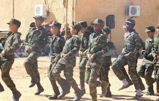 المغرب يدين التجنيد الإجباري لأطفال مخيمات تندوف