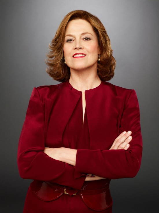 Sigourney Weaver Filmography And Biography On Movies Film: THE SMOKING NUN: Thrill Ride: 'Political Animals' With