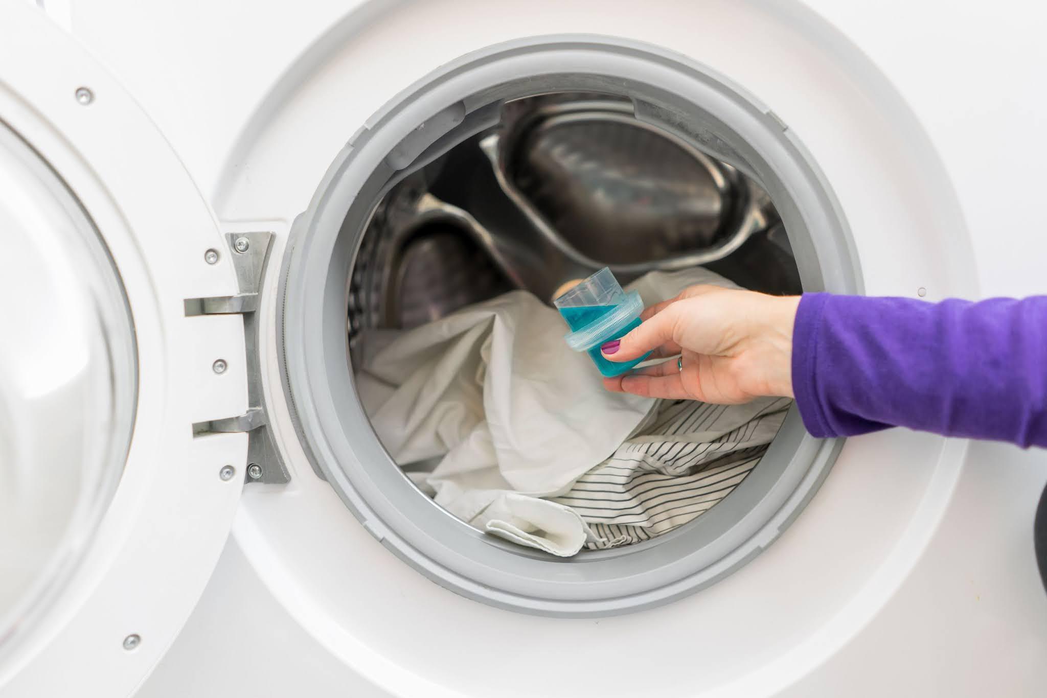 Pewangi Pakaian Hemat ala Laundry