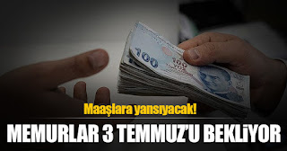 3 temmuz enflasyon zammı