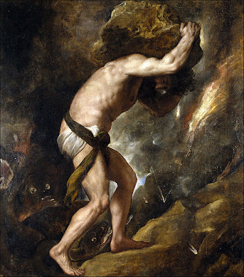 Punishment of Sisyphus