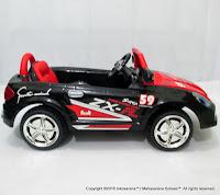 Mobil Mainan Aki MVP- 7422-3 Hugo