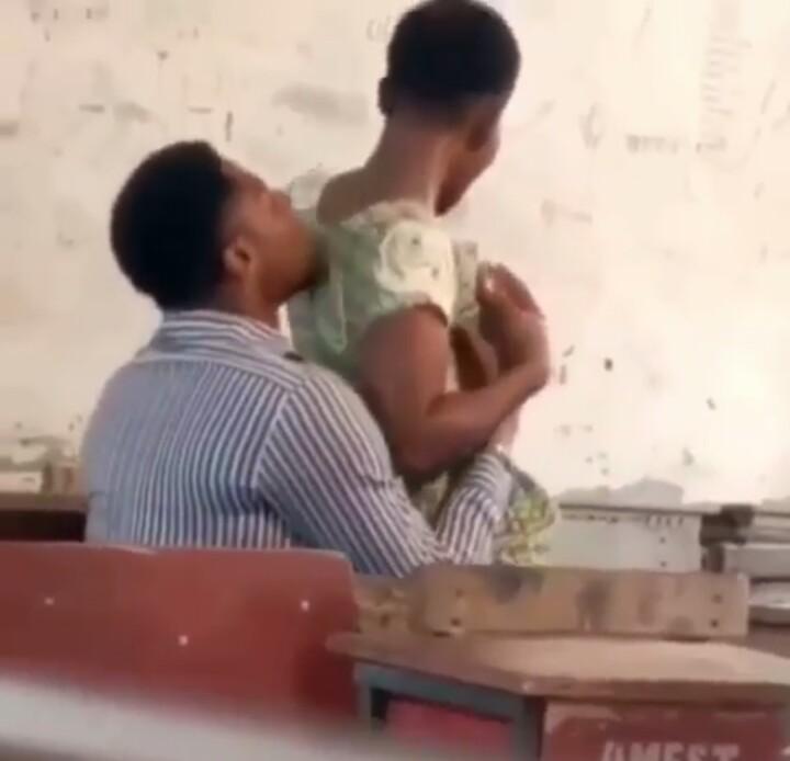French Teacher Fucks Student