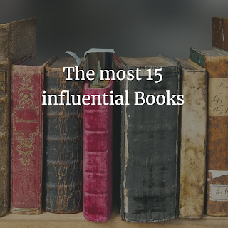 The most 15 influential Books