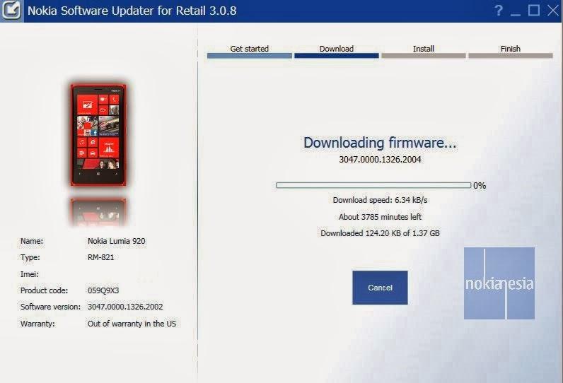 Nokia 2690 software update install