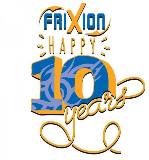 Frixion - Aniversare de 10 ani !