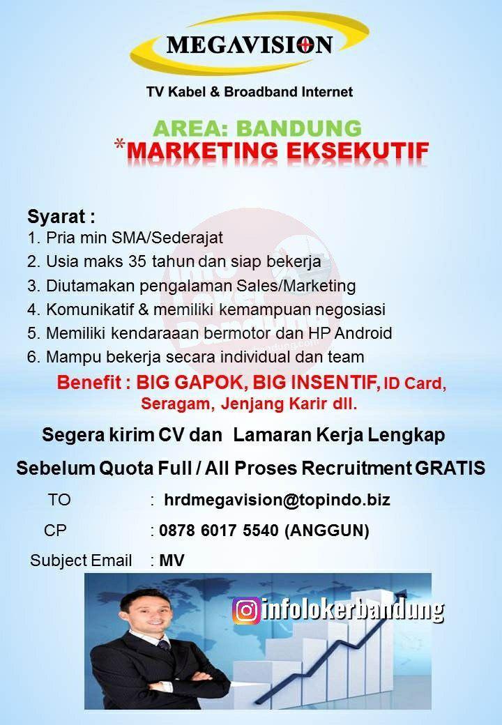Lowongan Kerja PT. Tri Orion Prospekindo Bandung Oktober 2019