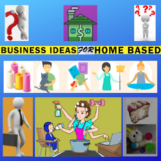 Business Ideas For Home Based