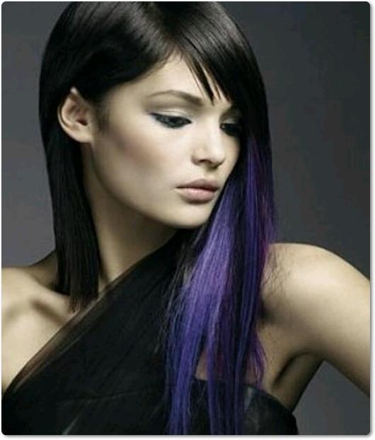 Mo-De: 8 Super Highlight Frisuren fr schwarze Haare