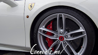 Ferrari 488 Spider Wheel