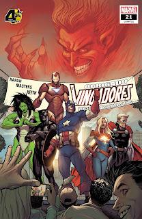 Vingadores #21
