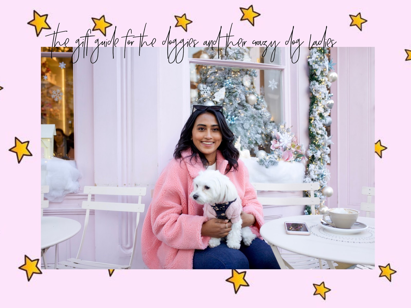 Giftmas 02 || Gift Guide For The Crazy Dog Lady & Her Pup
