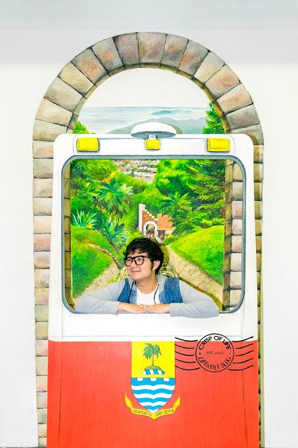 Penang 3D Trick Art Museum @ Lebuh Penang, Georgetown, Penang