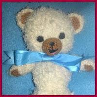 oso amigurumi patrón gratis