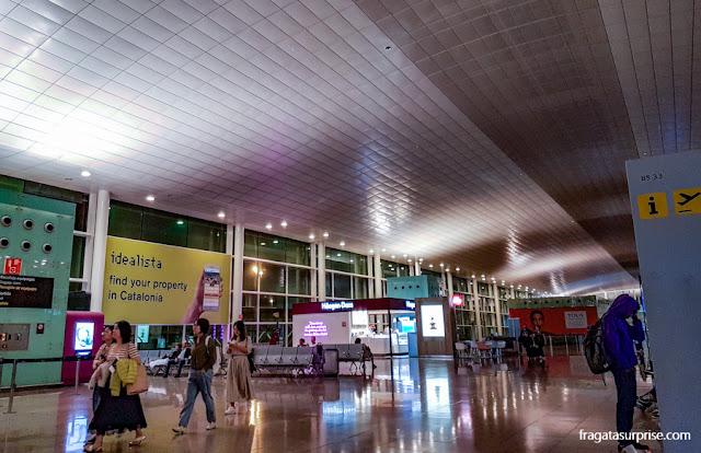 Aeroporto Internacional de Barcelona El Prat