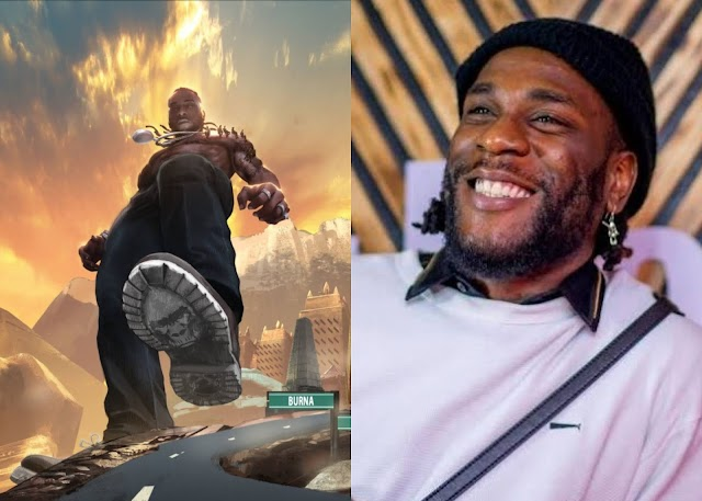 Burna Boy's 'Twice As Tall' Nominated Best Global Music Album For 2021 Grammys