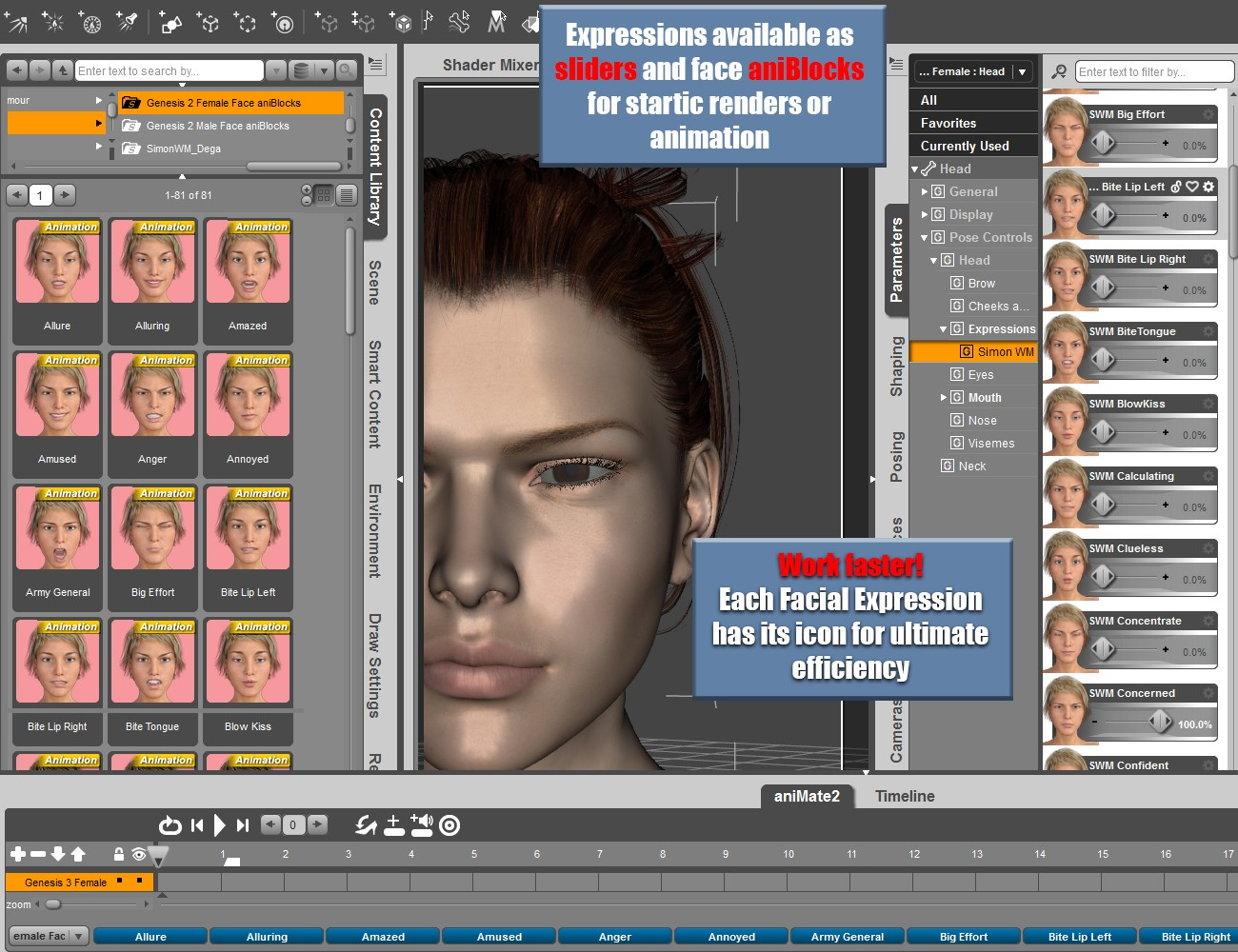 Download Daz Studio 3 For Free Daz 3d Mafi For Genesis
