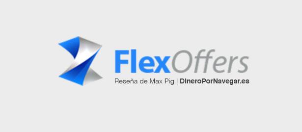 Reseña de FlexOffers - Plataforma de Afiliación