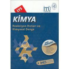 İTÜ Yayınları LYS Kimya (Reaksiyon Hızları ve Kimyasal Denge)