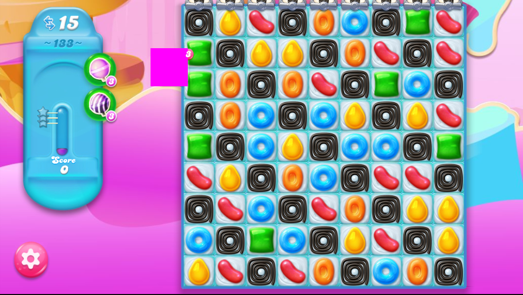 Candy Crush Jelly Saga 133