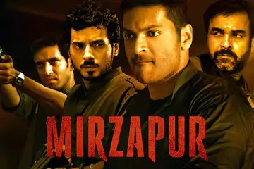 Mirzapur season 1 Telugu +Tamil+Hindi
