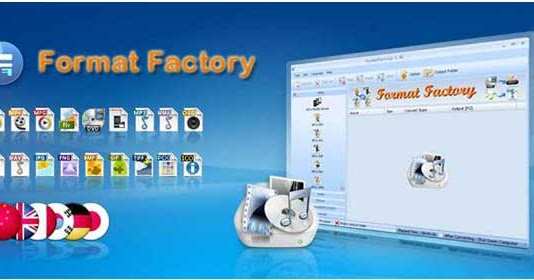 creattisimpbasca - Free Download Format Factory Software