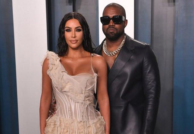 Kanye West apologizes to Kim Kardashian for 'going public' with their 'private matter'