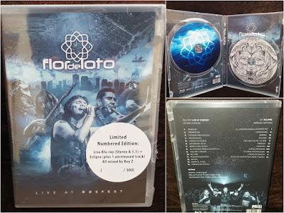 Flor de Loto - Blu-ray Live at Rosfest
