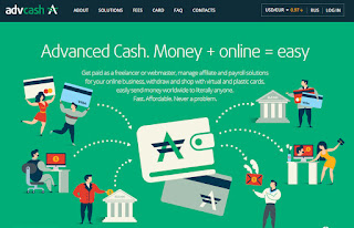 How to make money online at Advcash