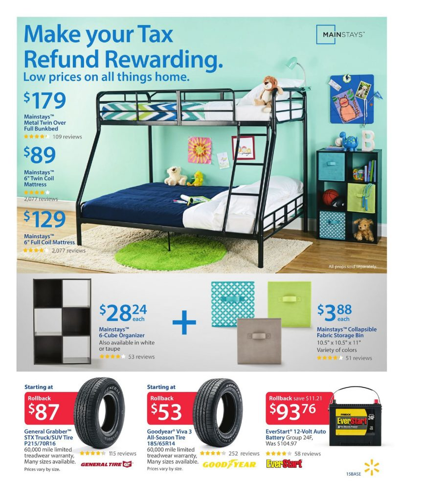 Pet Supermarket Discount Code >> Walmart Weekly Ad January 27 – February 14 , 2017 | Grocery Weekly Ads