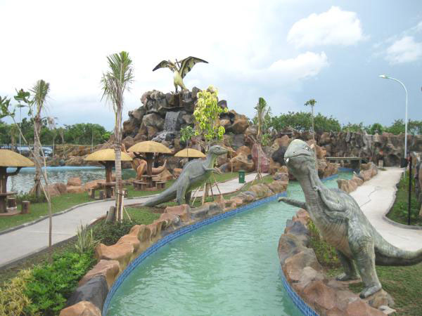 The Legend Waterpark Nganjuk