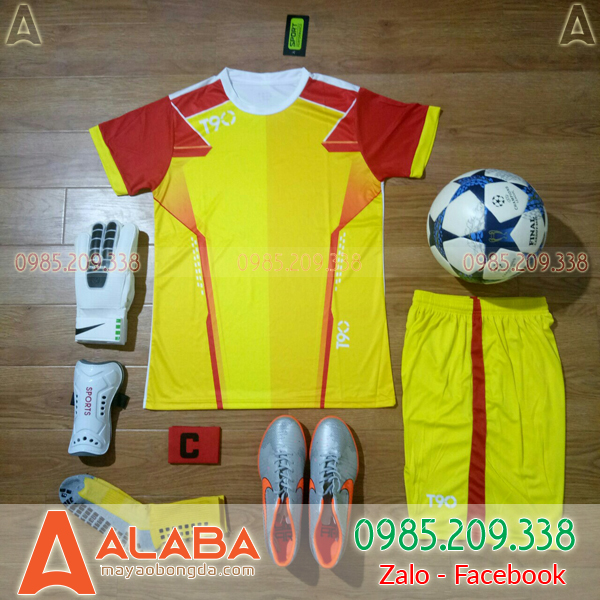 Áo bóng đá chất
