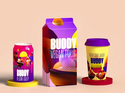 Buddy- Vegan Milk