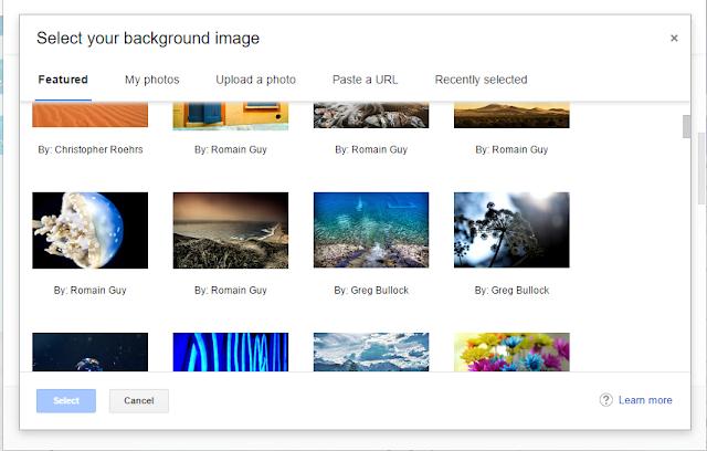 gmail account theme