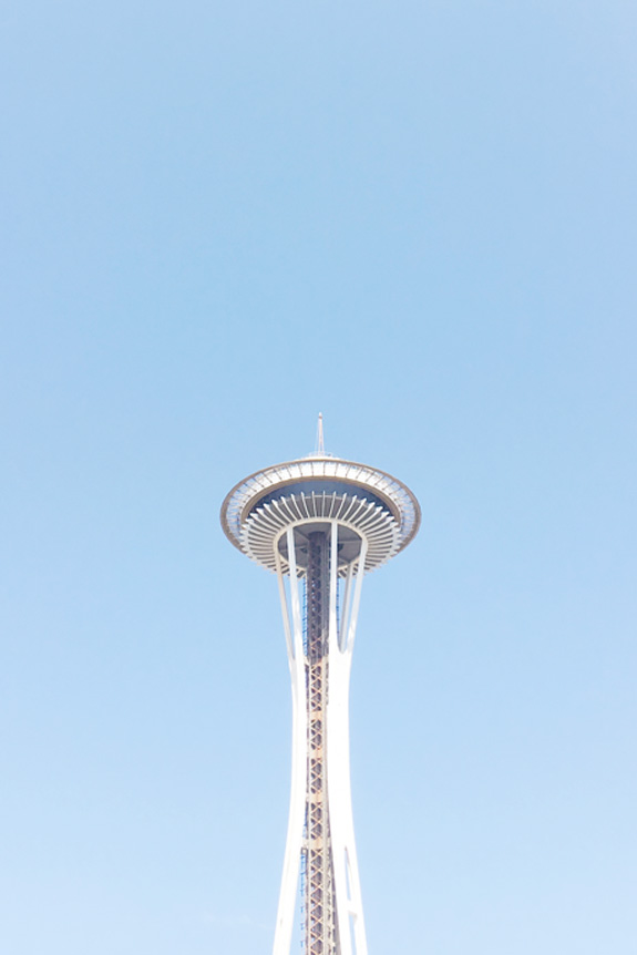 Things to do in Seattle - Space Needle