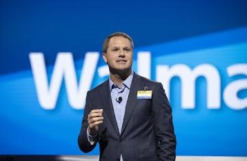 """O CEO do Walmart, diz que a Nova Ordem Mundial é """"a coisa certa a fazer"""""""