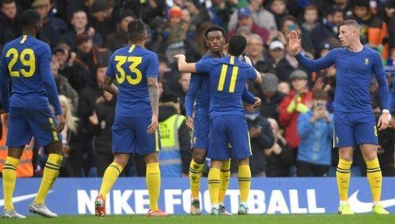 Callum Hudson-Odoi helps Chelsea to beat Nottingham Forest